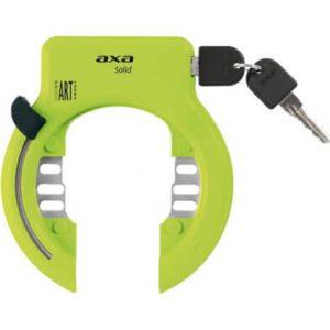 Axa ringslot Solid XL groen kopen bij FlorisFietsen in Hoogezand