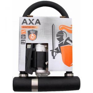 Axa beugelslot Newton U-Lock Pro 190 kopen bij FlorisFietsen in Hoogezand