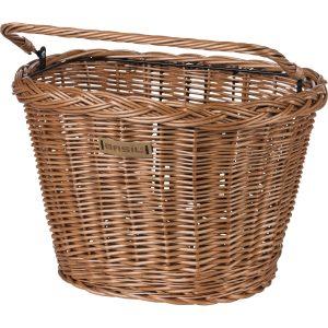 Basil mand riet Basimply Wicker kopen bij FlorisFietsen in Hoogezand