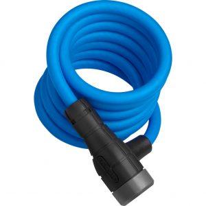 Abus kabelslot Primo 5510K/180 blue SCMU kopen bij FlorisFietsen in Hoogezand