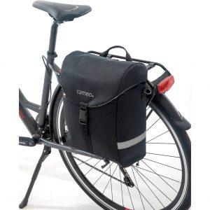 Cameo tas enkel Sports bag black kopen bij FlorisFietsen in Hoogezand