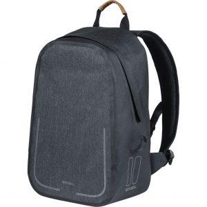 Basil backpack Urban dry charcoal melee kopen bij FlorisFietsen in Hoogezand