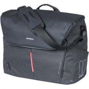 Basil laptoptas B-Safe Commuter Nordlicht zwart kopen bij FlorisFietsen in Hoogezand