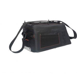 New Looxs dragertas Varo trunkbag racktime black kopen bij FlorisFietsen in Hoogezand