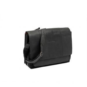 New Looxs laptoptas Fellini leer zwart kopen bij FlorisFietsen in Hoogezand