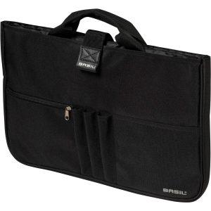 Basil laptoptas voor notebook zwart kopen bij FlorisFietsen in Hoogezand