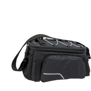 New Looxs dragertas Sports trunkbag straps zwart kopen bij FlorisFietsen in Hoogezand