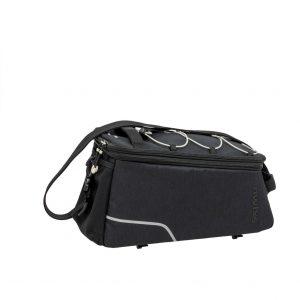 New Looxs dragertas Sports trunkbag Small racktime zwart kopen bij FlorisFietsen in Hoogezand
