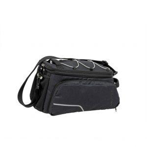 New Looxs dragertas Sports trunkbag MIK zwart kopen bij FlorisFietsen in Hoogezand