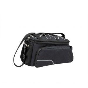 New Looxs dragertas Sports trunkbag racktime zwart kopen bij FlorisFietsen in Hoogezand